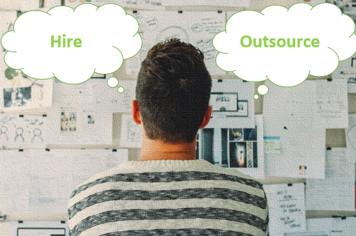 In-house Team VS Outsourcing: Which one is Better for Start-Ups!