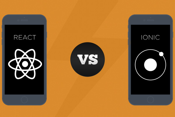 React Native Vs Ionic: Which one to choose